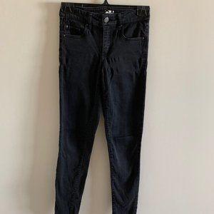 💚5 for 20$💚 Garage High Waist Stretch Black Jean